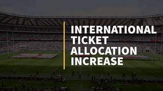 International Ticket News