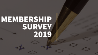 Membership Survey 2019