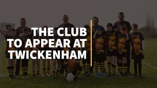 ERFC's Under 12s to Play at Twickenham