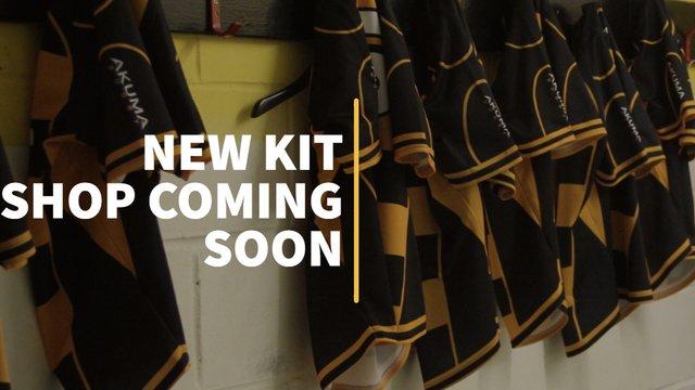 New Online Shop Coming Soon