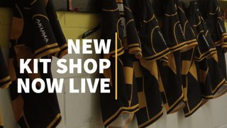 Club Shop Now Available