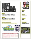 Girl's Football Sessions