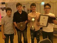 Sessay Juniors Shine at League Awards