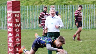 NEWCASTLE (STAFFS) U17 COLTS 17 V 34 KESWICK RFC COLTS I Halbro NW Colts League Junior C I Photos by Jocky Sanderson