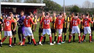 Workington AFC v. Lancaster City  22 April 2019 (Ben Challis)
