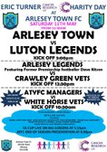 Dave Kitson To Feature For Arlesey Legends This Saturday