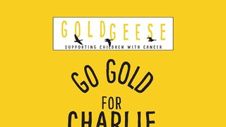 Go Gold for Charlie - From 4:30pm on Saturday 28th September 2019