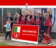 Betley FC Boomers win Kindertons Cup U9s 2019