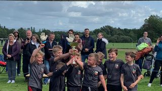 Betley FC Tigers win Hartford Tournament