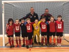FUTSAL: Betley FC Saxons off to a flying start