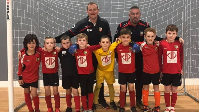 FUTSAL: Betley FC Saxons off to a flying start