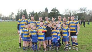 1st XV v Cranleigh League