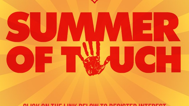 SUMMER OF TOUCH