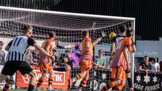 Corby Vs Yaxley FC (Home) - 22.04.19 - Match Photos