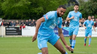 Corby Vs Bromsgrove Sporting (Away) - Playoffs Finals - 06.05.19 - Match Photos