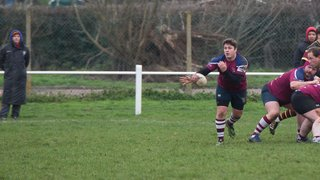 Bletchley vs Drifters 19-1-19