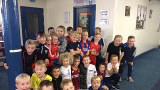 First Under 9's Social Event of the Season
