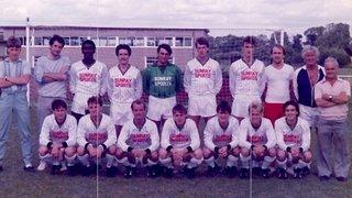 Clifton All Whites 1980-89