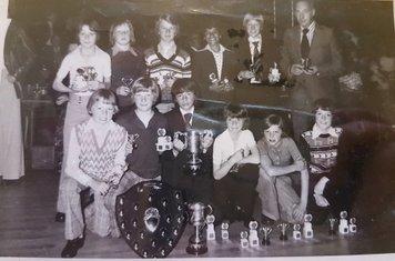 1975-76 YEL Triple Winners