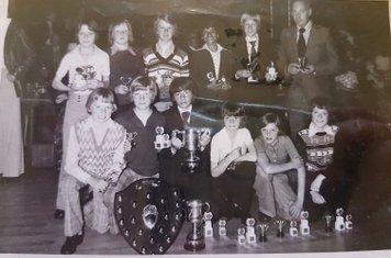 1975-76 Young Elizabethan Triple Winners