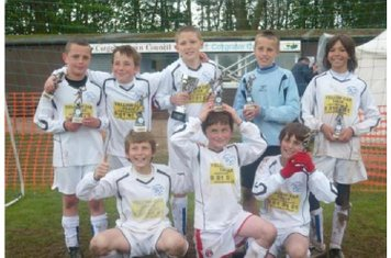 2010 Cotgrave Tournament Winners