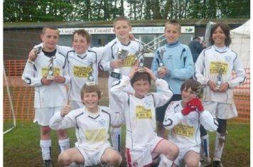 2010 Cotgrave Tournament Winners