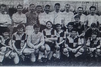 Dec 63 Fairham Staff v Fairham Pupils