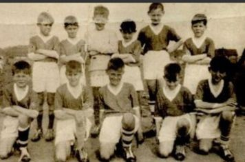 1963 Thistledown Rovers Back Row(l to r) Paul Gamble, Kevin Smith, David Marshall, Phil Drabble, Darren Wetherall, Andrew Norwell Front Row (l to r) Michael Brown, Keith Page, Steven Lambert, Ralph Hopkin, Jeremy Jennings