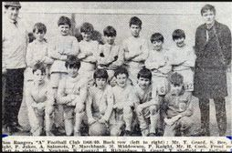 """1968-69 Clifton Rangers """"A"""" - Is Your Dad There ?"""""""