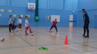 Football Workshop - 5- 8 year olds - Boys and Girls
