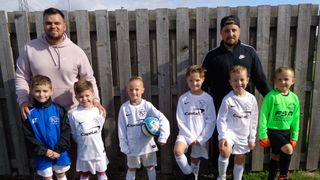 Under 7s lose by odd goal in three