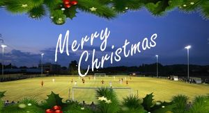 Merry Christmas to all members of Clifton All Whites Football Club