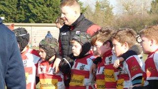 U10s v Southend RFC
