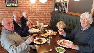 Away Supporters Lunch Club