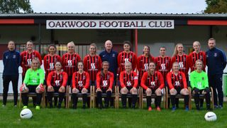 Ladies battle for tough away win at Bexhill