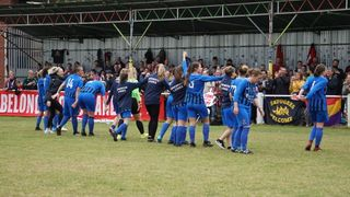 Historic FA Cup win for ladies set's up QPR tie!