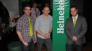 The Quays Heineken Bar Launch (All Photographs by Lucia Butler 07932849667)