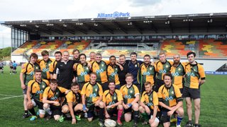 Finsbury Rugby Charity Tackle