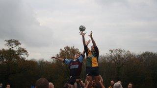 Barnet 3rd V Finsbury Park (15 - 15)