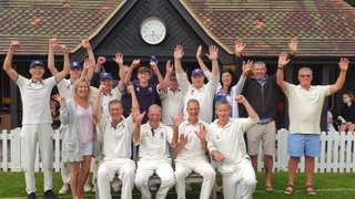 2nds promoted