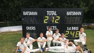 U10's Win Again against Merstham
