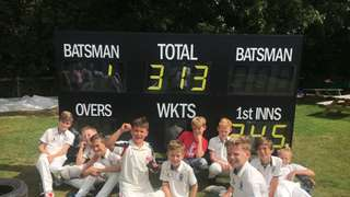 U10's finish the season with another win against Capel who finished 2nd in Division 1