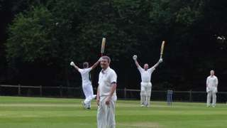 RIGGERS REPORTS THE CRICKET 100