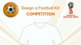 World Cup 2018 Design Your Own Kit Competition