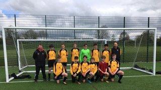 U16s - Tigers