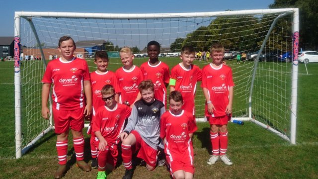 Under 11s Colts