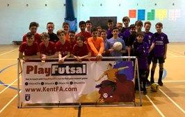 Kent FA u14s Futsal League