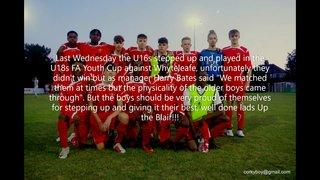 U18s FA Youth Cup