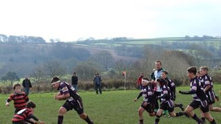 Exmouth U11's In great form at Cullompton