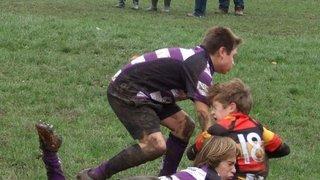 Match report:   Honiton 0  Exmouth 38